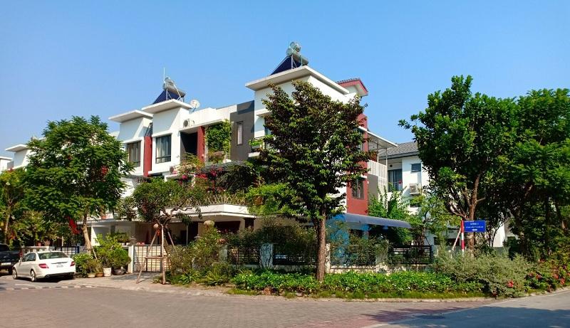 Biệt thự liền kề Gamuda Gardens
