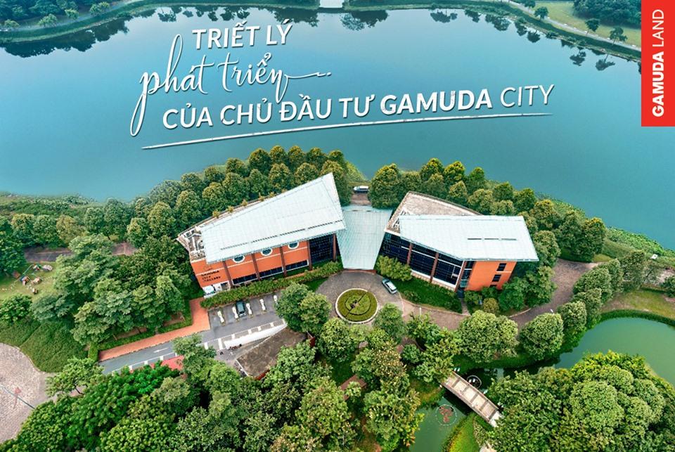 Chủ đầu tư Gamuda Land