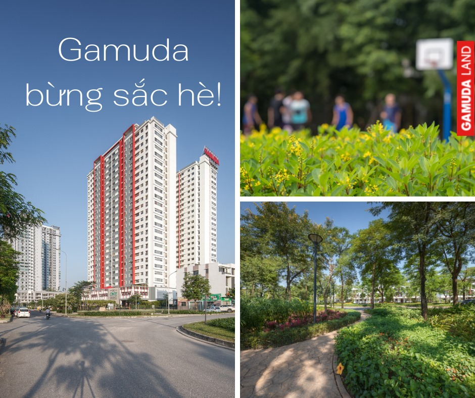 Có nên quyết định mua căn hộ chung cư Gamuda Hoàng Mai của Gamuda Land?