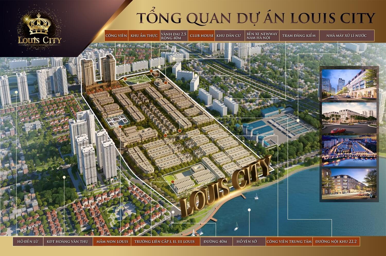 dự án louis city