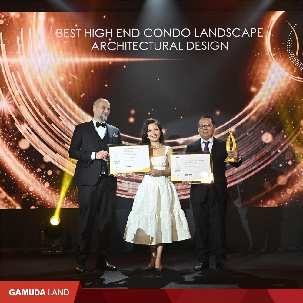Thiết kế kiến trúc cảnh quan căn hộ cao cấp tốt nhất Phân khu Diamond Centery - Celadon City