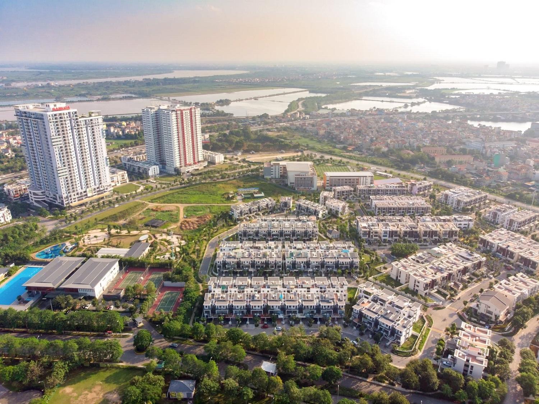 Biệt thự liền kề Gamuda Gardens Hoàng Mai