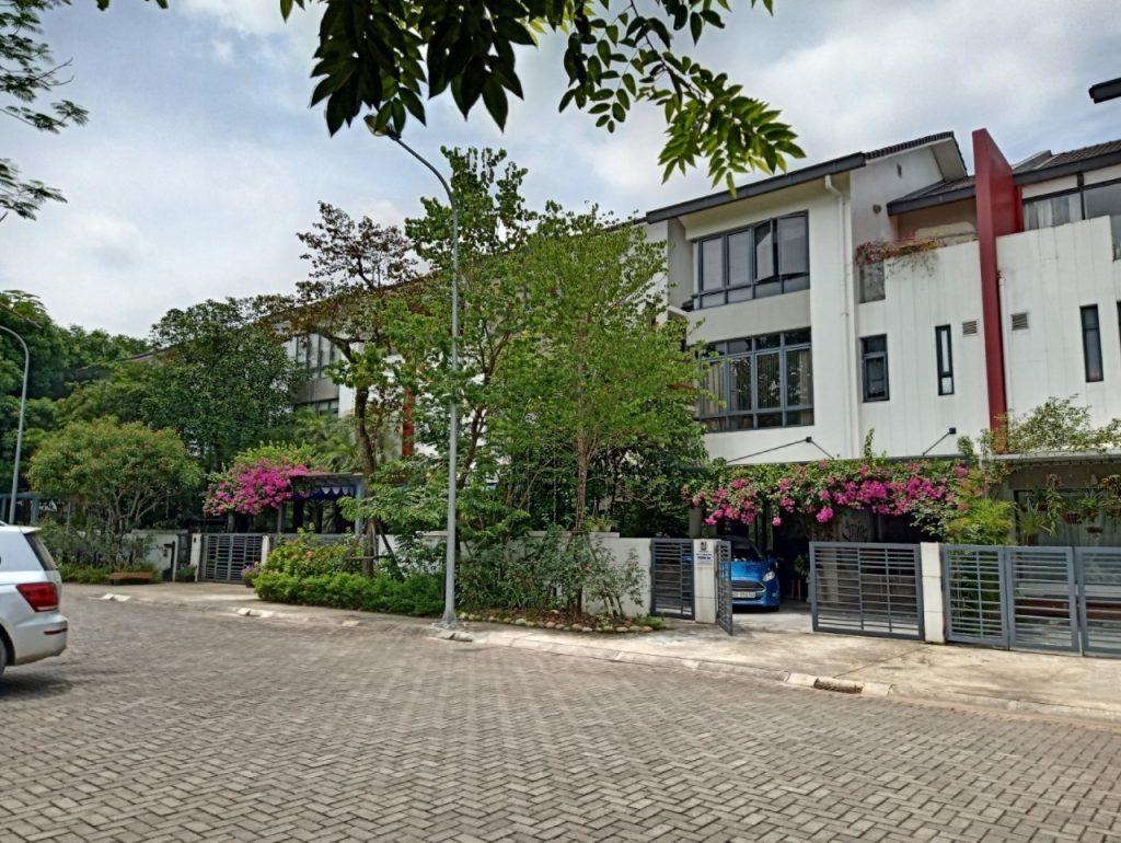 biệt thự song lập Botanic đường 3.3