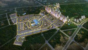 Giới thiệu dự án Hinode Royal Park