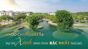 Hà Đô Charm Villa