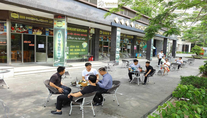 Cafe tại Splendora
