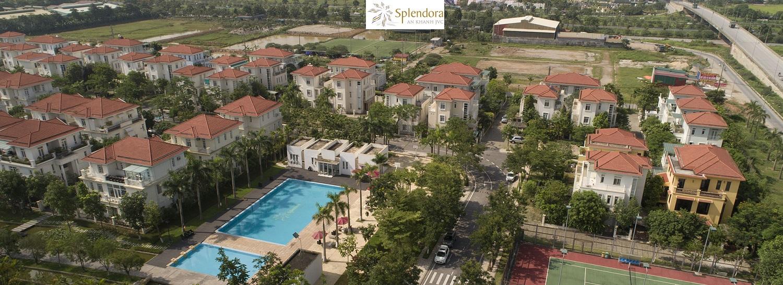 Khu biệt thự Splendora An Khánh