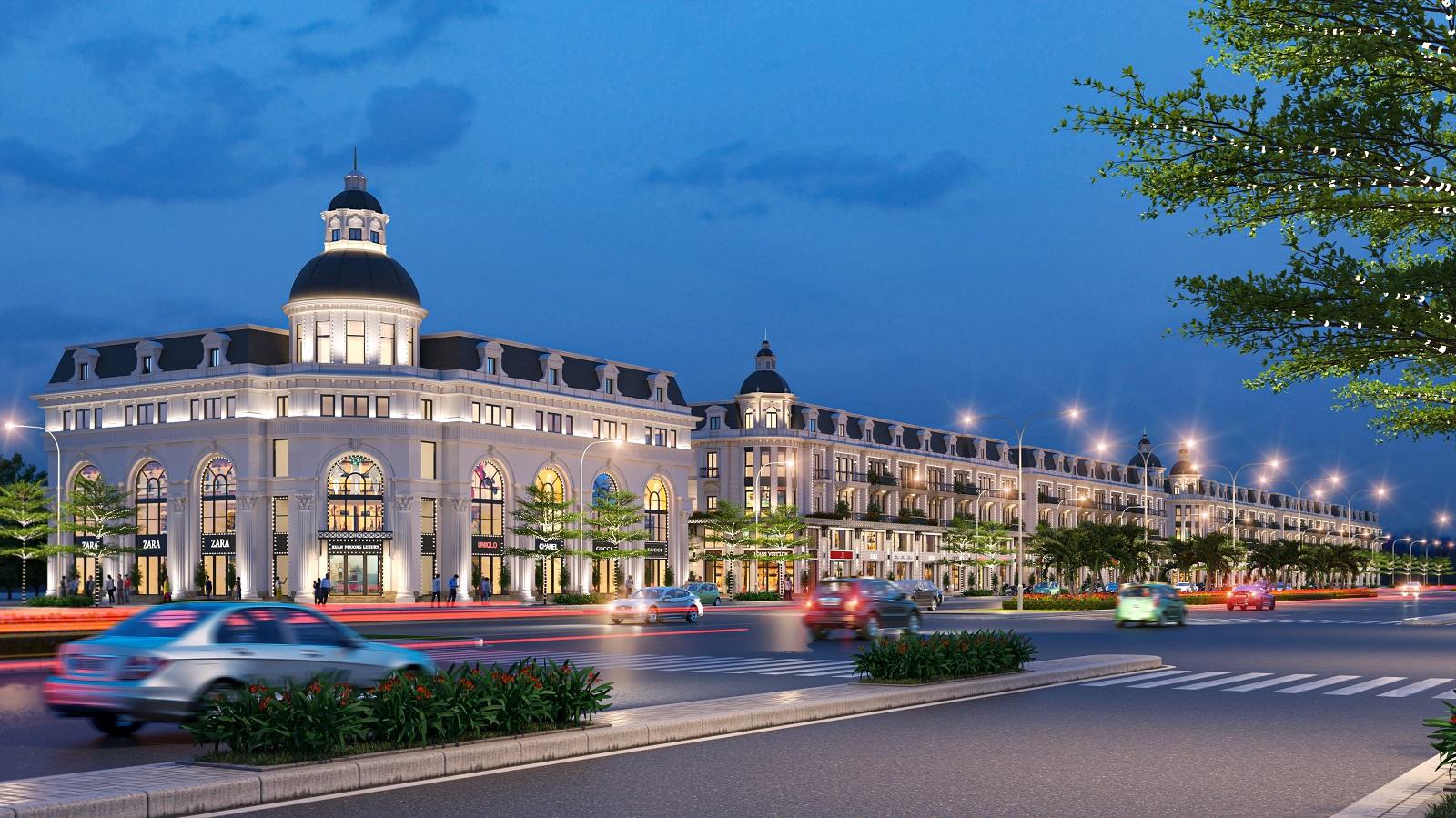 Shophouse Louis Trần Hữu Dực kéo dài, Từ Liêm, Trịnh Văn Bô