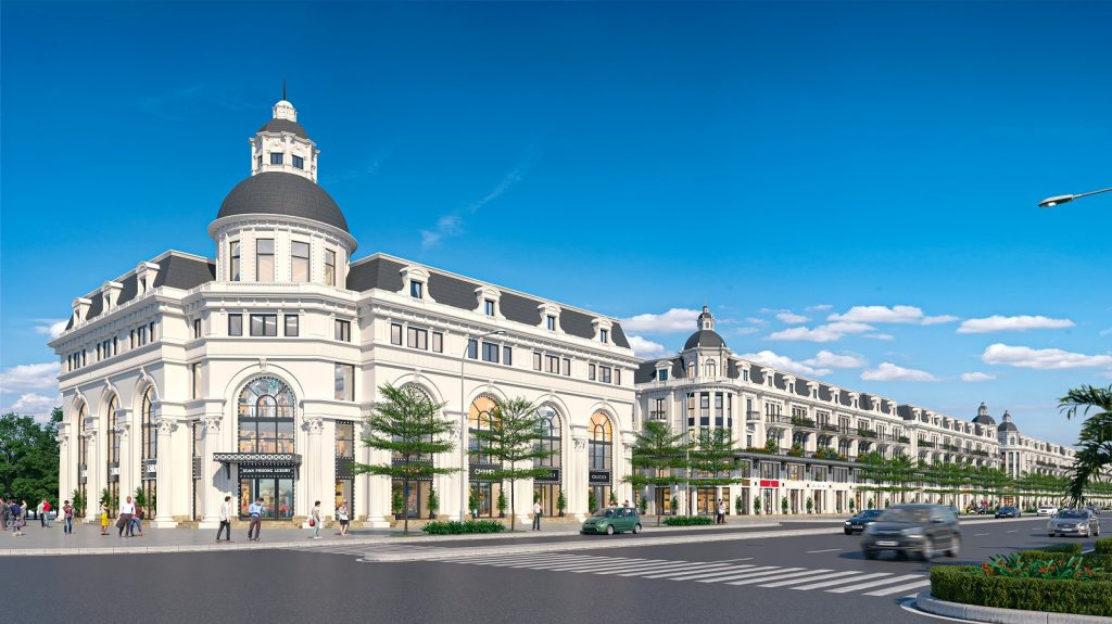 Shophouse Louis Xuân Phương, Trịnh Văn Bô, Trần Hữu Dực kéo dài