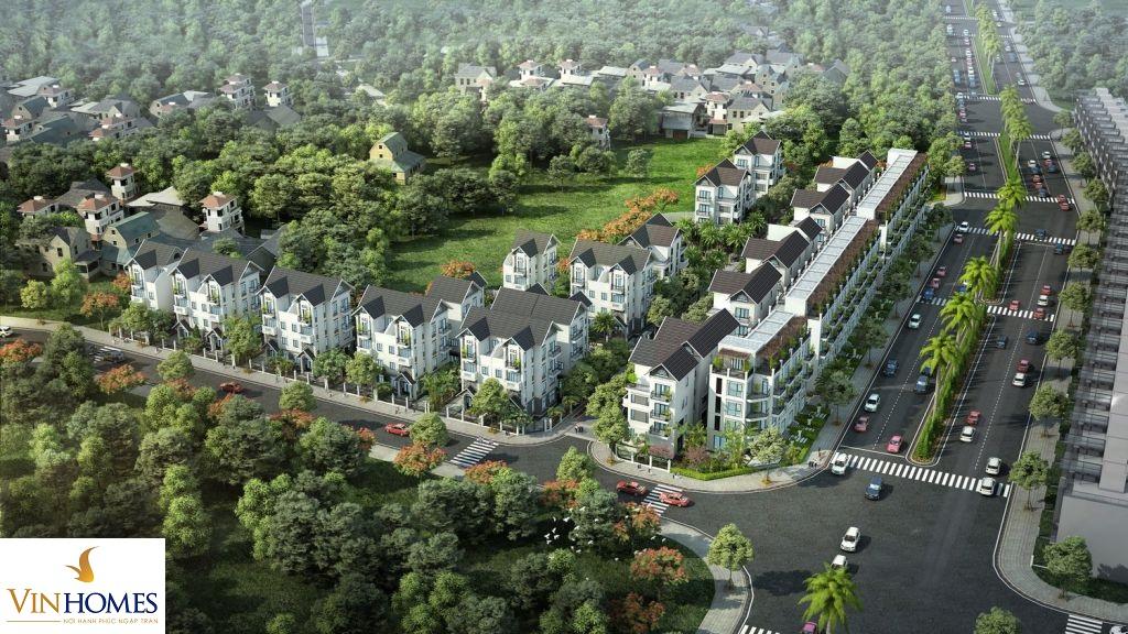 Vinhomes Dream City Văn Giang Hưng Yên; Biệt thự, liền kề, shophouse, căn hộ chung cư