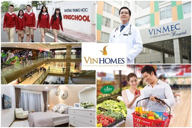 Tiện ích Vinhomes Dream City Hưng Yên
