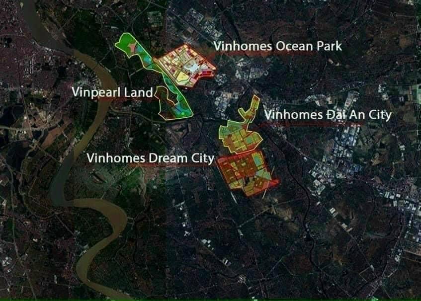 Vinhomes Văn Giang